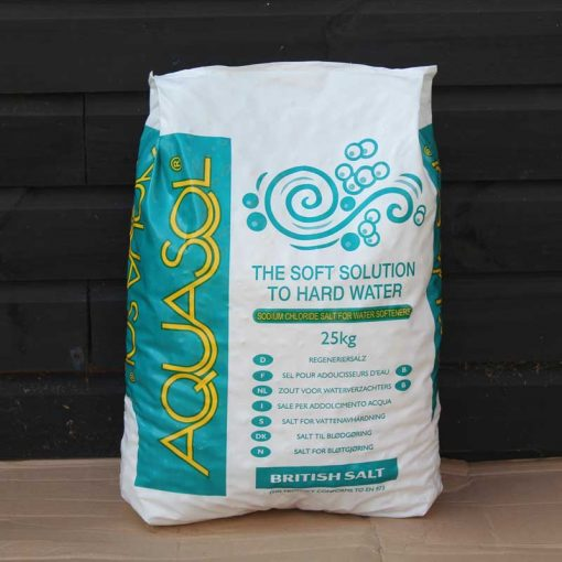 Aquasol Tablet Salt 25kg Bag
