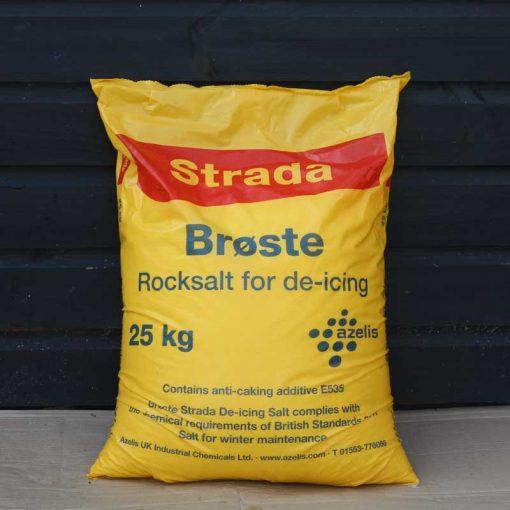 Broste De-icing Salt 25kg Bag