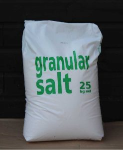 Saltstore Granular Salt 25kg Bag