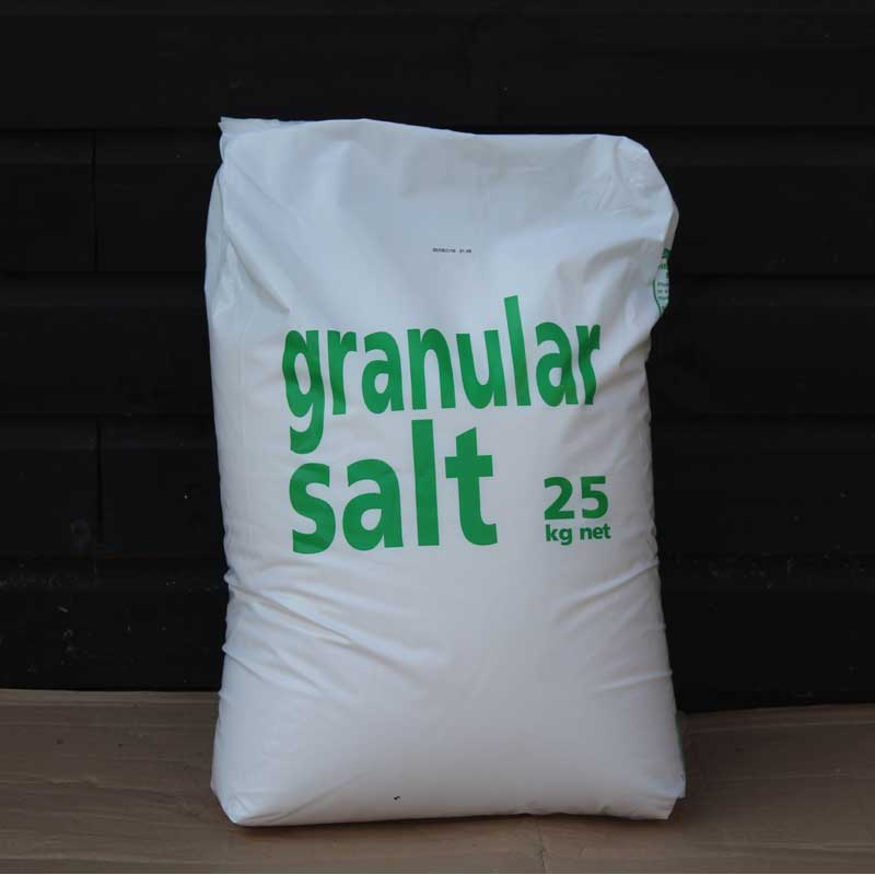 Plainbag Granular Salt From Your Local Salt Experts