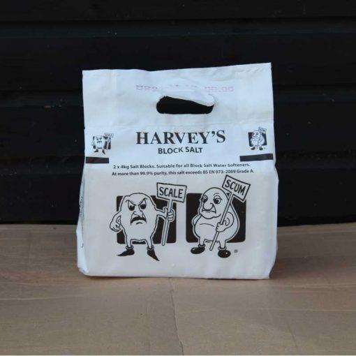 Harveys Block Salt 8kg Bag
