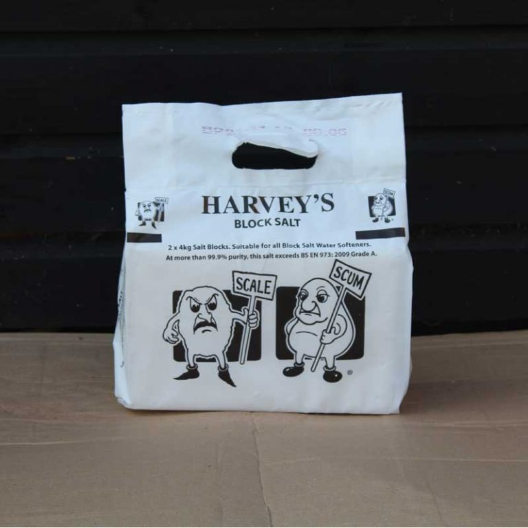 Harveys Block Salt 8kg Bag