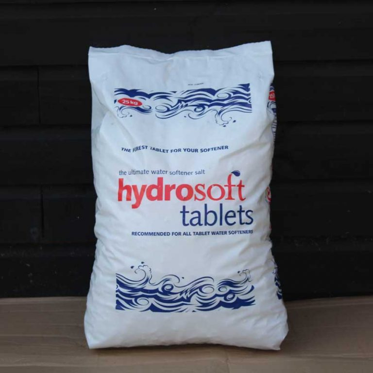 Hydrosoft Tablet Salt 25kg Bags