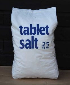 Saltstore Tablet Salt 25kg Bag