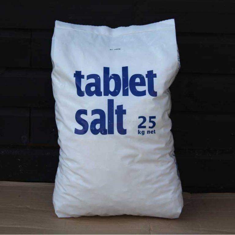 Saltstore Tablet Salt 25kg Bag